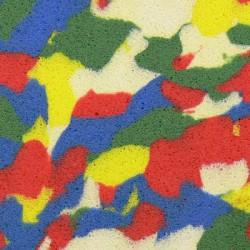 EVA patchwork 5 couleurs...