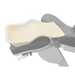 Augette blanche silicone...