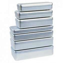 Boite aluminium
