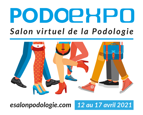 Crispin Médical participe à PodoExpo 2021 Crispin Medical